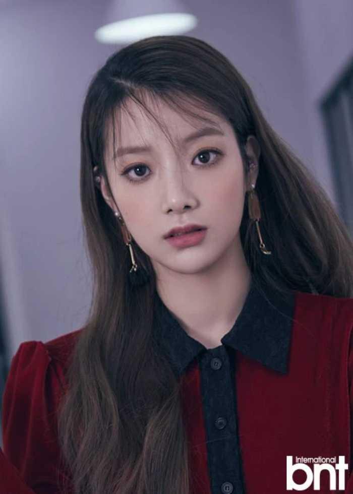 Hyunjoo rời nhóm APRIL