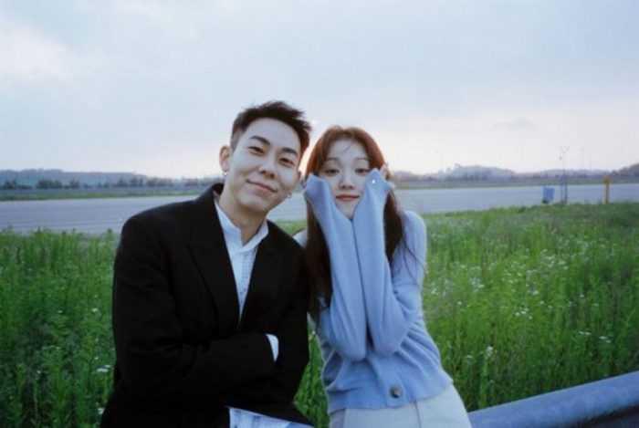 Loco và Lee Sung Kyung